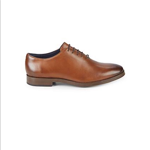 Jefferson Wholecut Leather Oxfords